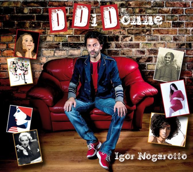 copertina dell'album D di Donne