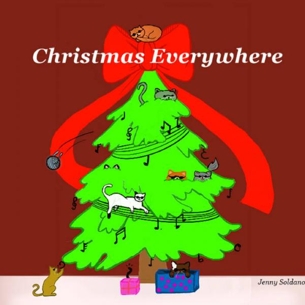 copertina dell'album Christmas Everywhere